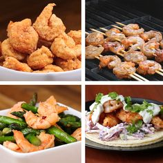 6 Simple Shrimp Dinners