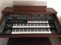 Yamaha FX 20 Electone Organ