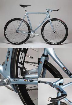 Awesome Cinelli track bike