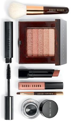 Bobbi Brown 'Tortoise Shell' Beach Glimmer Brick Exclusive Collection - My Nordstrom Anniversary Sale Purchase. Beauty Kit, Beauty Hacks, Hair Beauty, Beauty Products, Makeup Products, All Things Beauty, Beauty Make Up, Gel Eyeliner, Eyeshadow