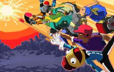 Lethal League is coming to consoles in May, so exciting!