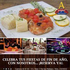 En el restaurante Angus Brangus Parrilla Bar  , tenemos fechas disponibles para celebrar la fiesta corporativa de su empresa. Contamos con paquetes especiales que podemos adaptar para la idea de celebración decembrina. Aplica para los meses de noviembre y diciembre.   ¡Reserva desde ahora!.   Contacto: comunicaciones.angus@gmail.com  Teléfono: 2321632 ext. 101.    #Eventos #Fiestasdefindeaño #salonesparaeventos #restaurantesmedellín #restaurantes #Colombia #medellín #AngusBrangus