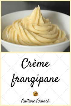 Creme Frangipane, Cake Recipes, Dessert Recipes, Desserts With Biscuits, Thermomix Desserts, I Love Food, Food And Drink, Cooking Recipes, Favorite Recipes