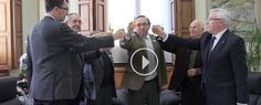 Vídeo de felicitación navideña  https://www.youtube.com/watch?v=7zHE3mq-lPY&feature=youtu.be