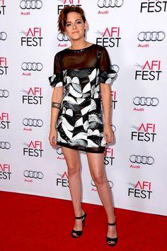 Best dressed - Kristen Stewart in a Chanel dress