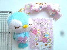 My Merody Mascot Holder Flower and The Small Bird Series Sanrio from Japan | eBay