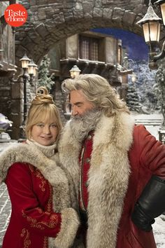 Goldie Hawn Kurt Russell, 25 Days Of Christmas, Christmas Things, Christmas Crafts, Christmas Movies, Holiday Movies, Hallmark Movies, Celebrity Couples, Great Movies