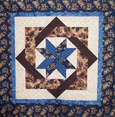 Labyrinth Quilt Kit - Uses Springtime in the Rockies 2013 Shop Hop Batiks!