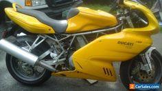 2001 Ducati Supersport #ducati #supersport #forsale #canada