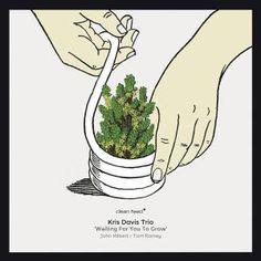 Kris Davis Trio  Waiting For You To Grow