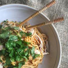 If you can't find lo mein noodles, spaghetti is an excellent substitute in this super-fast takeout remix. Get the recipe from Delish.