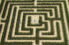 Cottbus, Germania  Una parte del parco di Erlebnispark Teichland (MICHAEL URBAN/AFP/Getty Images)