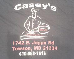 Casey's Bar  Towson, MD