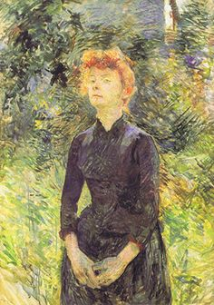 Henri de Toulouse Lautrec - A Batignolles