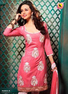 Salwar Kameez  Color Style\lines