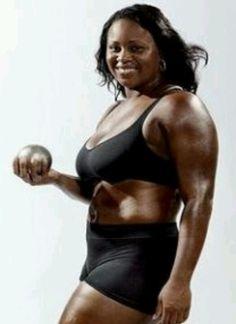 Michelle Carter espn body issue