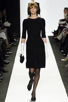 Oscar de la Renta Fall 2006 Ready-to-Wear Fashion Show - Jacquetta Wheeler