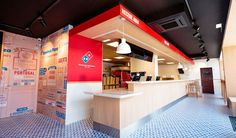 Domino's Pizza abre em Algés a sua 8ª loja em Portugal