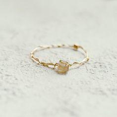 #mayumirings #goldfilled #accessories #jewelry #handmade #14kgf #fall #autumn #tourmaline