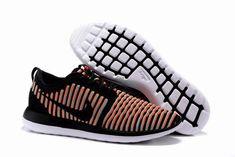 nike roshe two sneakers nike roshe flyknit rouge et noir femme