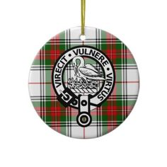 Clan Stewart ornament