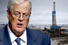 The Kochs' major campaign financing push could undermine climate action right when we need it the most