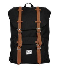 Herschel Supply Co Little America Backpack Mid Volume - Black http://sellektor.com/plecaki/strona-11?order=newest