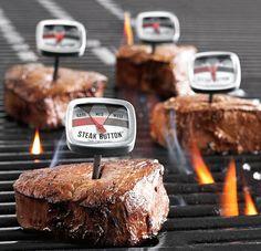 Термометр для стейков Steak Button  $20 / 4 шт. в интернет-магазине Sur la table (http://www.surlatable.com/product/PRO-643569/)