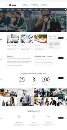 16 Best Insurance Company Responsive WordPress Themes