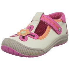 Stride Rite Toddler Baby Meadow Sporty T-Strap Flat,Vanilla/Azalea,6.5 M US Toddler (Apparel)  http://www.1-in-30.com/crt.php?p=B00400OIHW  B00400OIHW