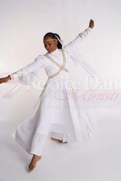 Esther Dress - Praise & Worship Dance Wear