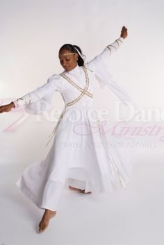 Esther Dress - Praise & Worship Dance Wear