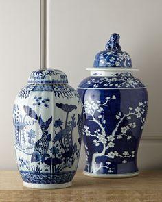 symphony in blue & white .. X ღɱɧღ     Vintage Blue & White Porcelains