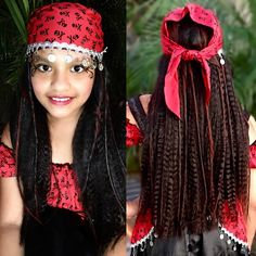 1000+ ideas about Pirate Hairstyles on Pinterest | Medium ... - photo#30