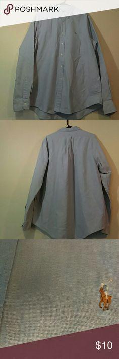 Long sleeve Ralph Lauren shirt Great condition polo Ralph Lauren Shirts Casual Button Down Shirts