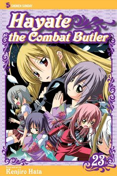 Viz Media Hayate the Combat Butler 23