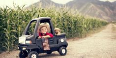 Few things are more important to an American man than his pickup truck. Except maybe his dog.