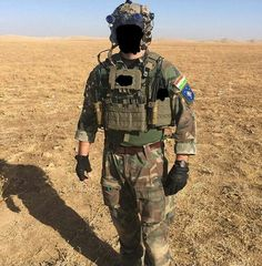 Marsoc Raider - Kurdistan