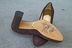 #HodaKotb signed shoes up for auction to support #Soles4Souls