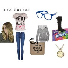 """Liz Sutton"" by laney072001 on Polyvore"