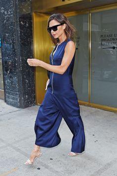 Victoria Beckham - 10 beste looks Vogue Nederland