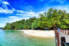Manukan and Sapi Island in Kota Kinabalu - http://outoftownblog.com/manukan-and-sapi-island-in-kota-kinabalu/