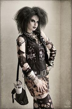 Photos of beautiful Goths and lovely Gothic clothing Goth Glam, Punk Goth, 80s Goth, Hot Goth Girls, Gothic Girls, Goth Beauty, Dark Beauty, Amphi Festival, Estilo Punk Rock