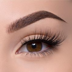 If you'd like to enhance your eyes and also improve your good looks, having the best eye makeup tips and hints can help. You want to be sure to put on makeup that makes you start looking even more beautiful than you are already. Eye Makeup Glitter, Skin Structure, Eyelash Sets, How To Clean Makeup Brushes, Fake Lashes, Natural False Eyelashes, Eyelashes Makeup, Eyebrows, Makeup Trends
