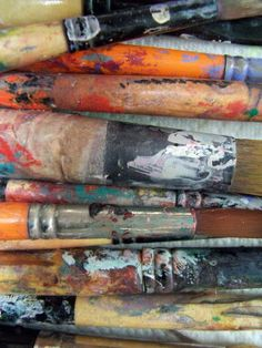 Good looking paint brushes!!