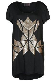 AURELIAN SEQUIN - Vestito - nero