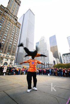 street dance, central park, new york city