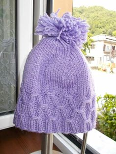 cappello punto smock