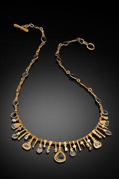 Rosamaria G Frangini | High Golden Jewellery | Judith Kaufman