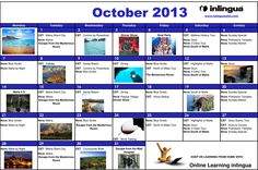This is what we are up to this Month!! What about you?
